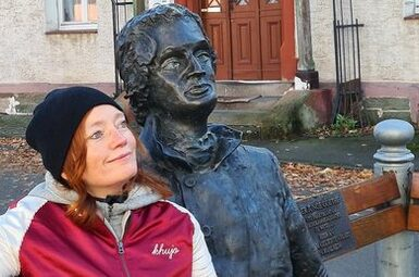 Goethe in Garbenheim